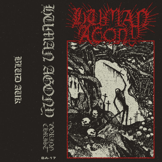 Human Agony - Goring Christ