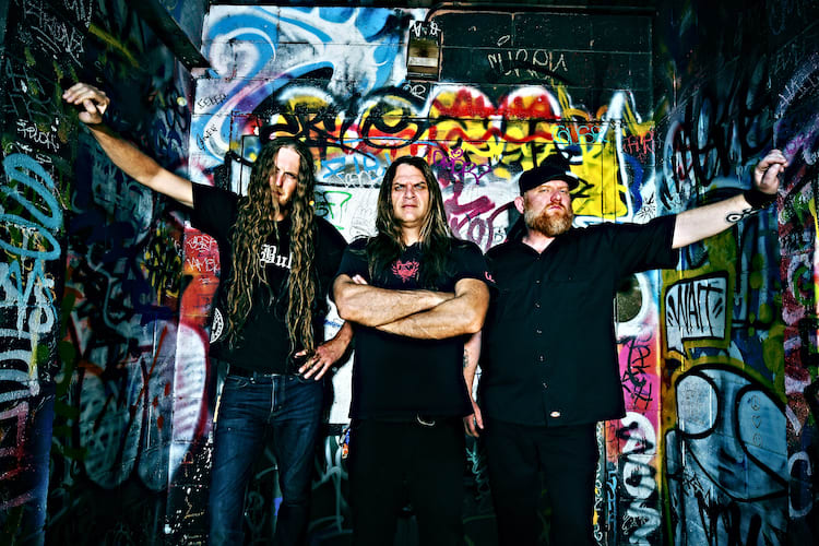 Jungle Rot interview – Dave Matrise, May 2019
