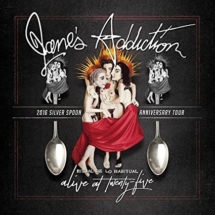 Jane's Addiction – Ritual De Lo Habitual Alive at 25 CD/DVD