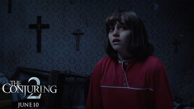 Still from the movie The Conjuring 2