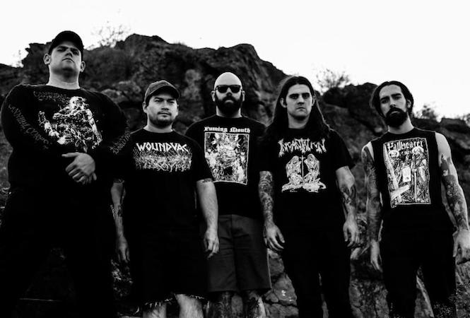 Gatecreeper band photo