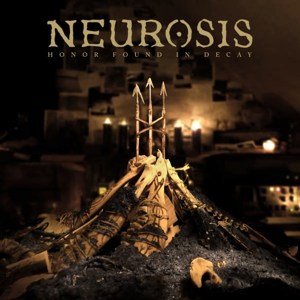Neurosis - Honor Found In Decay cover art