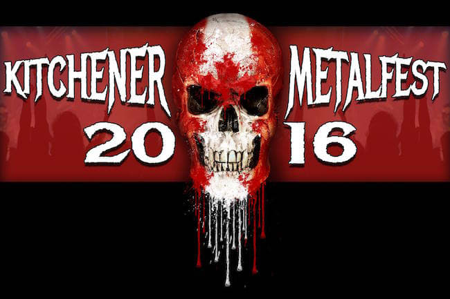 kitchener heavy metal vs cancer