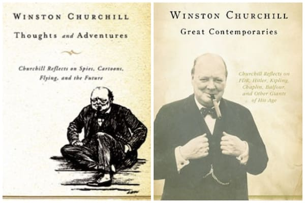 By Winston Churchill: books in review