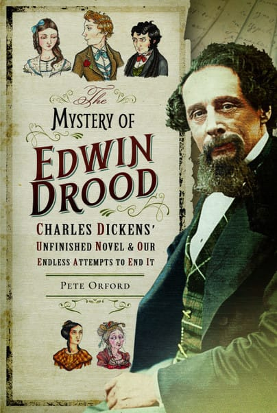 The Mystery of Edwin Drood by Pete Orford