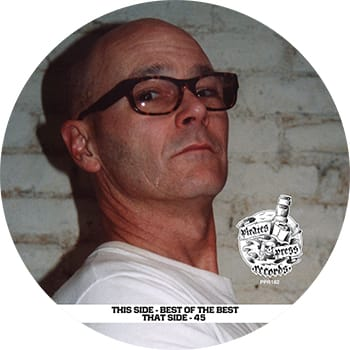 Roadside Bombs picture disc