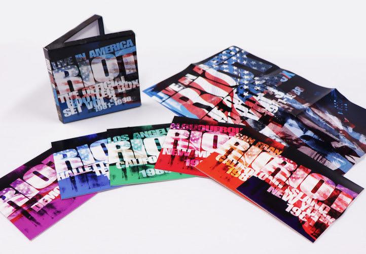 Riot – Live In America