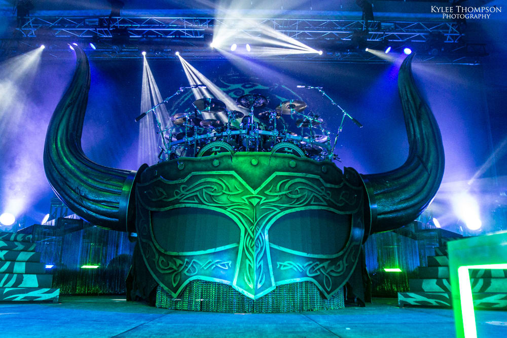 Amon Amarth live in Edmonton