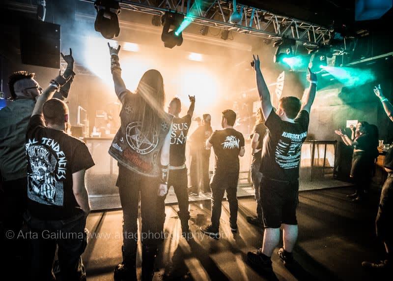 Uprising Festival, 13-15.09.2019, Leicester, UK