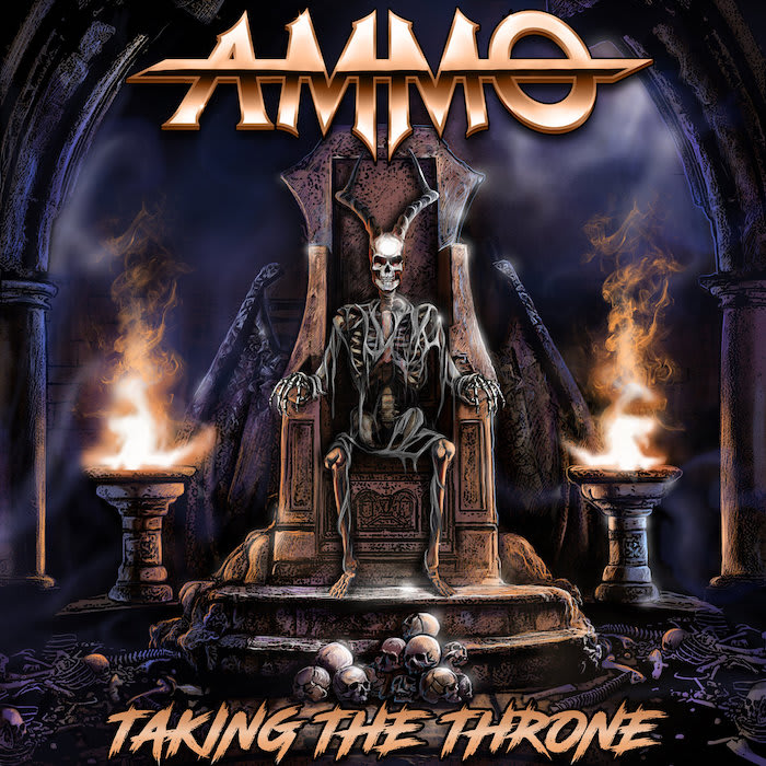 AMMO – Taking the Throne