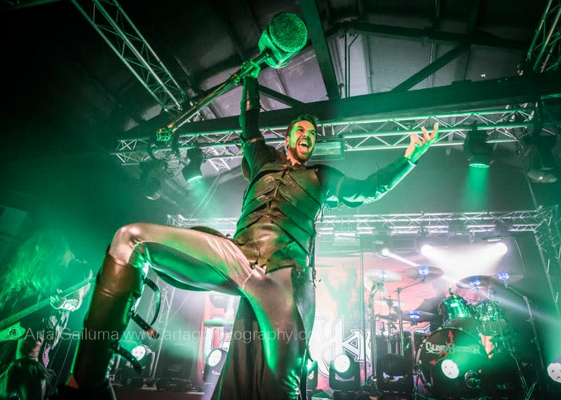 Gloryhammer @ The Mill Digbeth