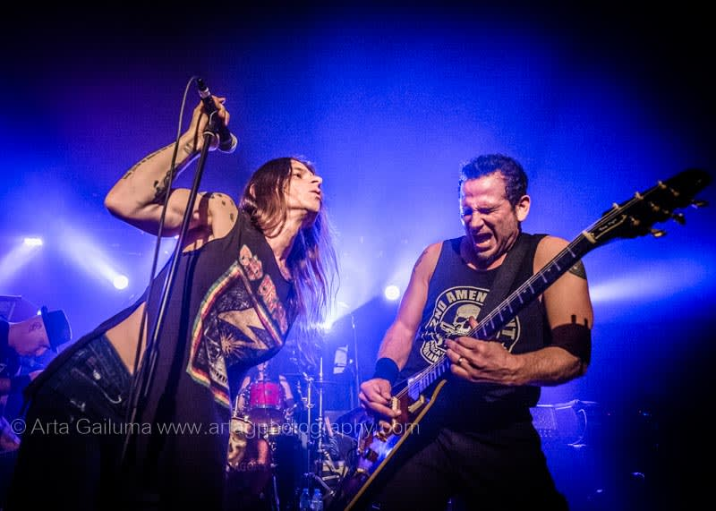 Life Of Agony in Birmingham, October 2019
