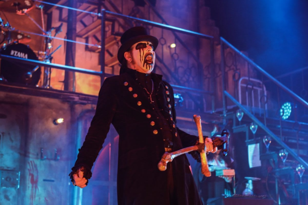 King Diamond, The Institute North American Tour