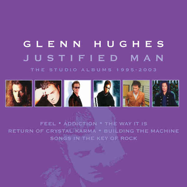 Glenn Hughes – Justified Man