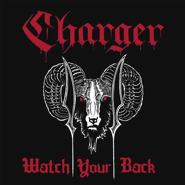 Charger – Watch Your Back (picture disc single)