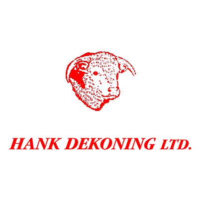 Hank Dekoning
