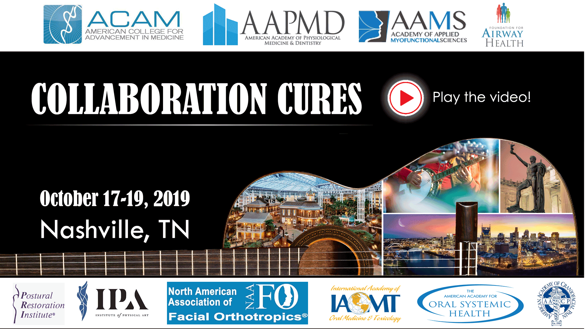 AAPMD – American Academy of Physiological Medicine & Dentistry