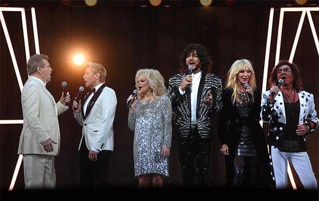Кто принял участие в концерте «Песня года-2020»?