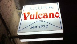 Sauna Vulcano
