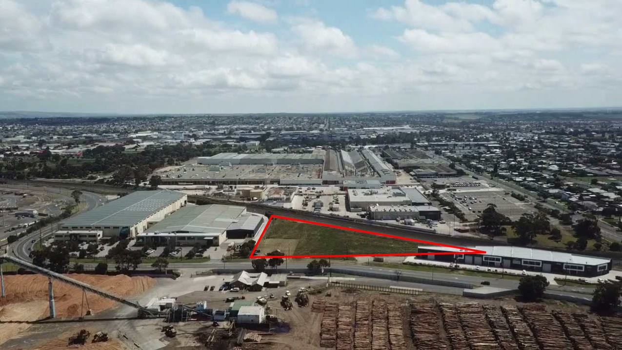 The Quay Business Park - Drone Location Shot by CGI LAb