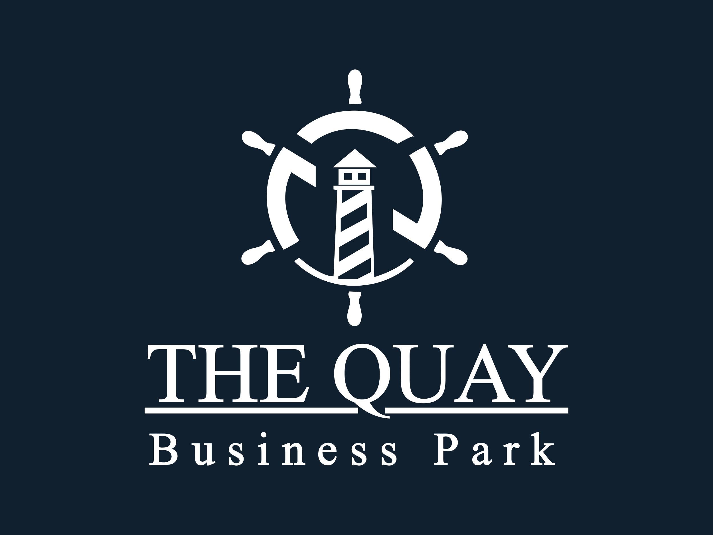 The Quay Business Park - Logo Design by CGI LAb