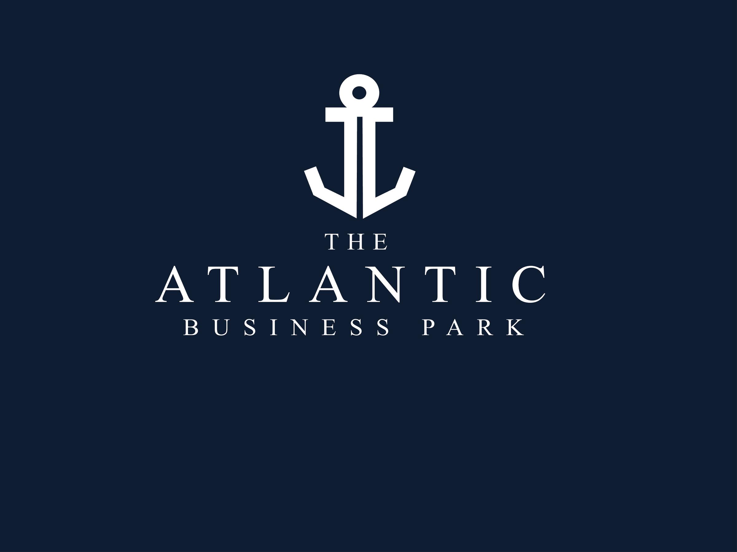 The Atlantic Business Park - Logo designed by CGI Lab