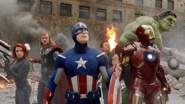 Цифра дня: сколько собрали в прокате «Мстители»?