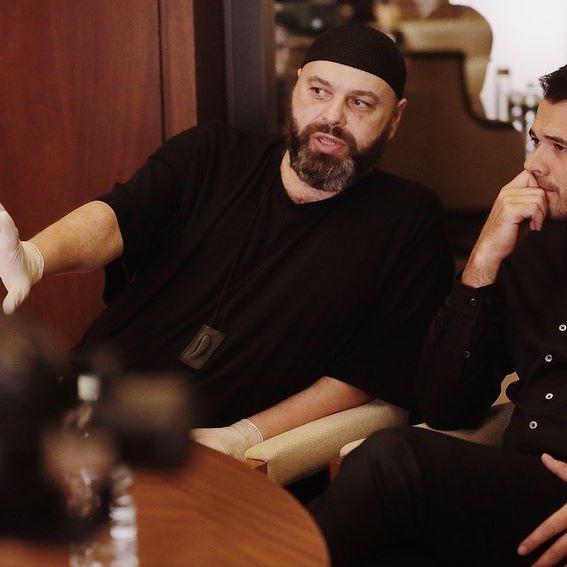 Эмин Агаларов представил спродюсированный Максимом Фадеевым клип «МММ»