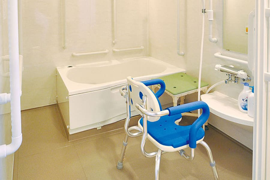 青葉台個浴室