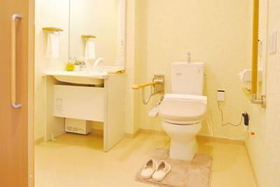 多機能トイレ・洗面ユニット