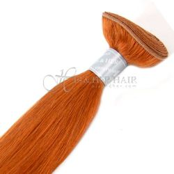 100% Italian Mink® - Machine Weft Silky Straight