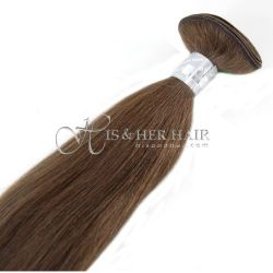 50% Italian Mink® - Machine Weft Natural Perm Straight - Sal...