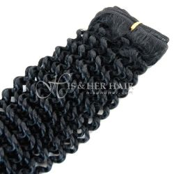 Zig Zag Curl for Weaving - Loose Curl Pattern