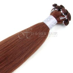 50% Italian Mink® - Handtied Natural Perm Straight - SALE