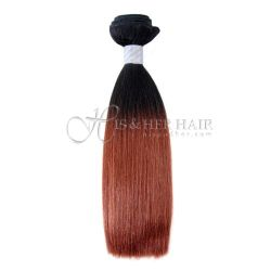 Machine Weft Natural Perm Straight