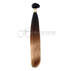 Cuticle® - Machine Weft Silky Straight Ombre - SALE