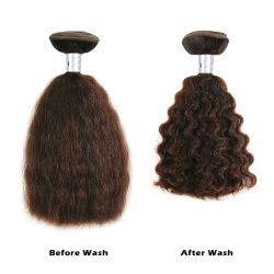 50% Italian Mink® - Machine Weft European Wave