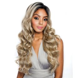FRONTAL LACE WIG LOOSE WAVE 24