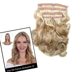 Clip Set French Bodywave 14