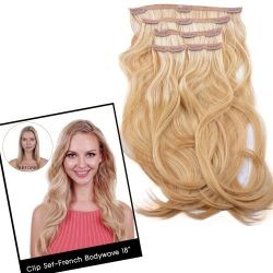 Clip Set French Bodywave 18