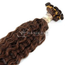 Cuticle - Handtied Weft Water Wave 16