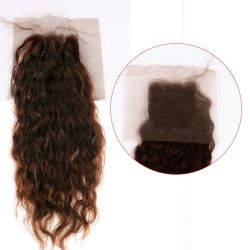 Lace Closure - Water Wave 16