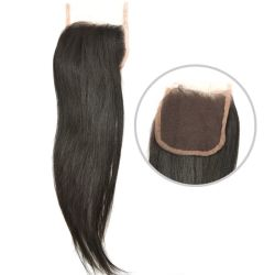 Lace Closure - Silky Straight 16