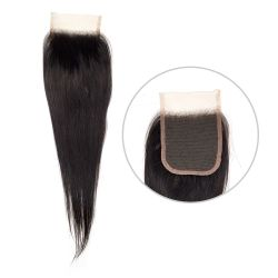 Lace Closure - Silky Straight 14