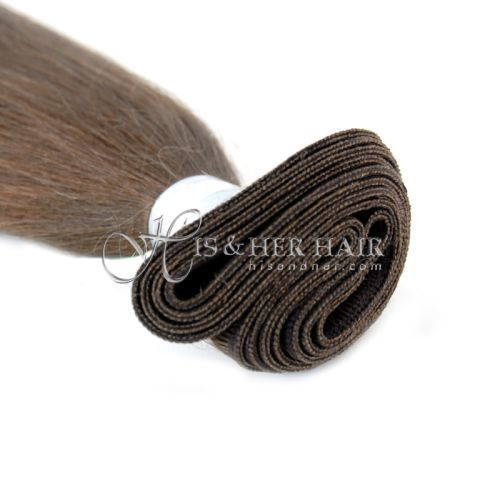 50% Italian Mink® - Machine Weft Natural Perm Straight - Sale