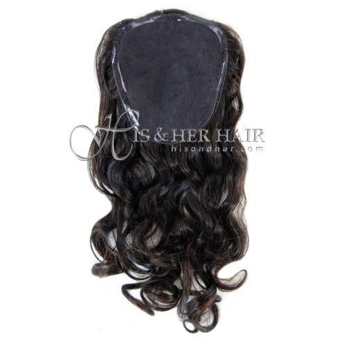Part - Mesh Indian Hair (Large Base) - Deep Bodywave