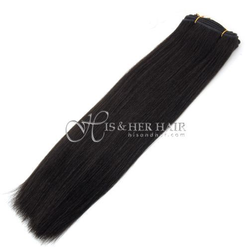 Cuticle® - Machine Weft Silky Straight - SALE