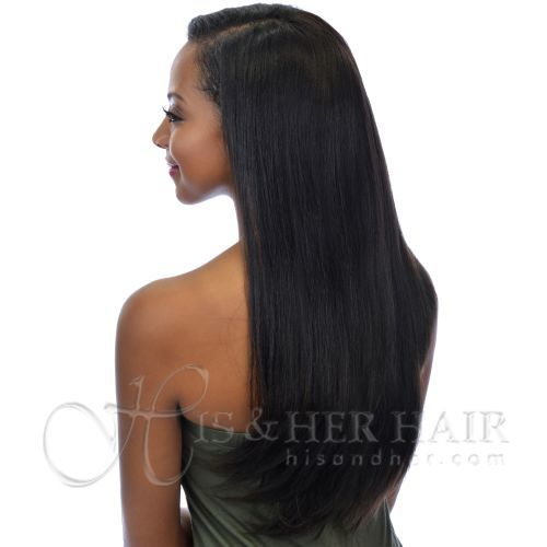2 oz. Deluxe - Natural Perm Straight