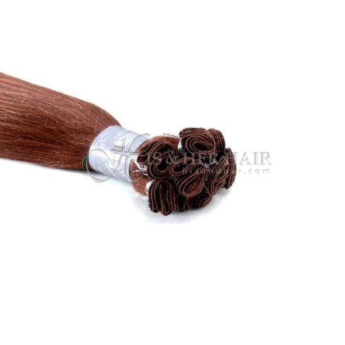 50% Italian Mink® - Handtied Natural Perm Straight - SALE