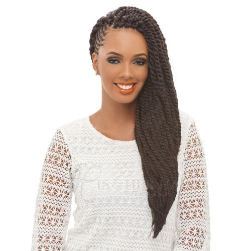 SYNTHETIC AFRO TWIST BRAID